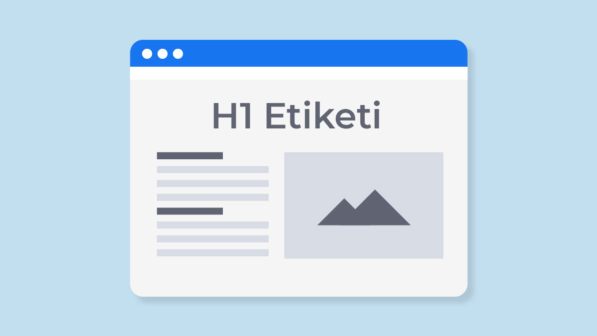seo optimize h1 etiketi